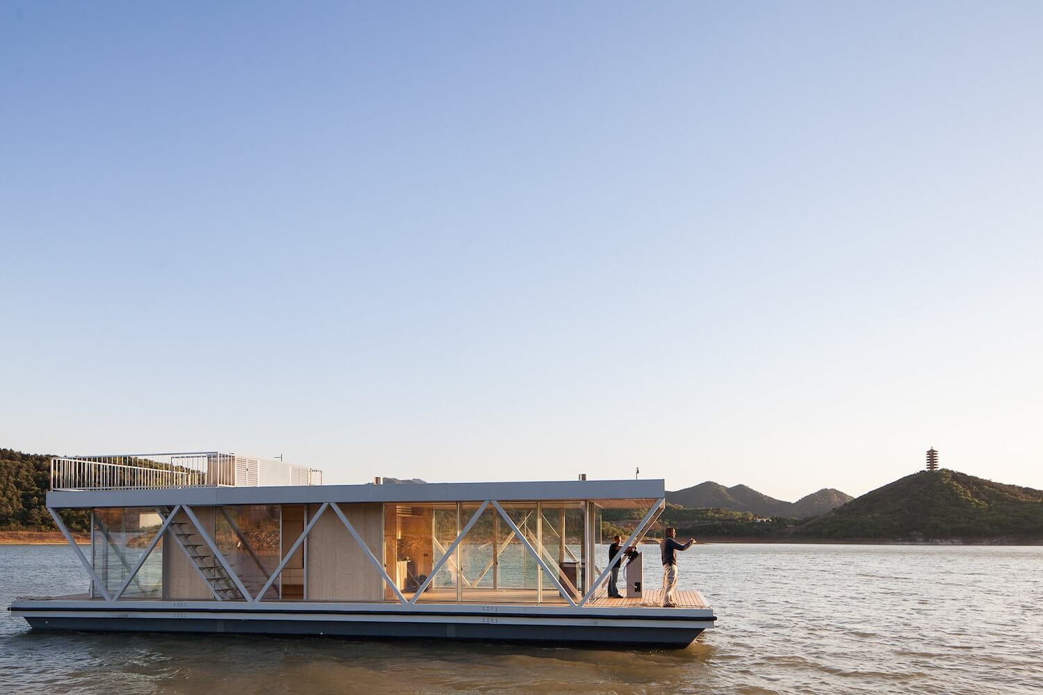 Floatwing Houses China