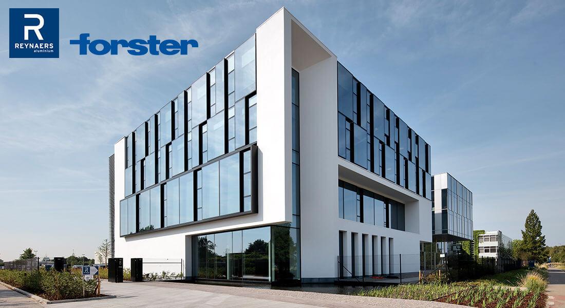 Grupo Reynaers Compra Suiça Forster Profilsysteme