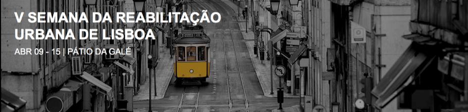 SAPA Portugal participa pela primeira vez na Semana da Reabilitação Urbana de Lisboa