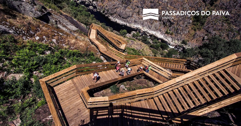 Passadiços do Paiva vencem Prémio Nacional de Arquitectura em Madeira 2017