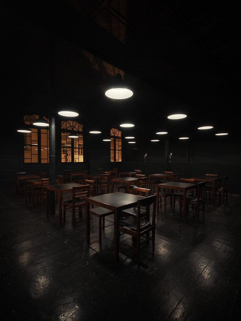 'Salão Brazil' – Jazz ao Centro Clube