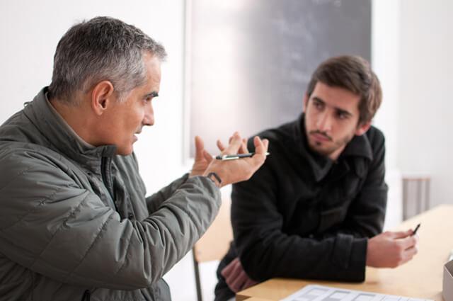 Entrevista a Nuno Mateus . Formação