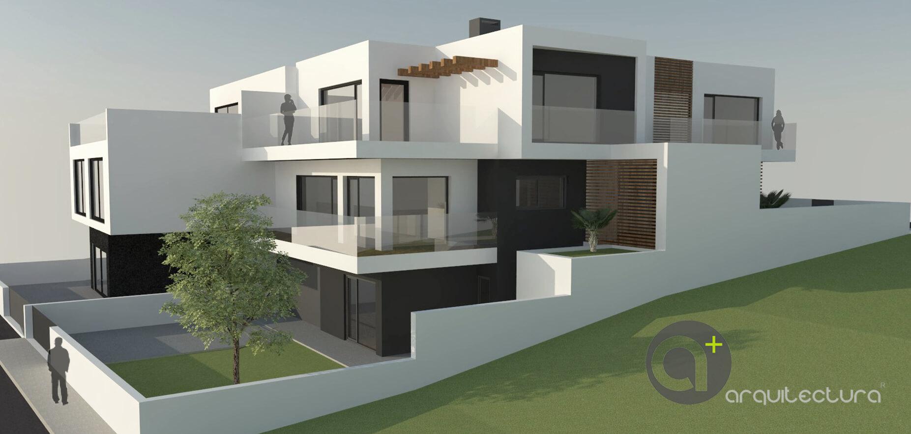 a+ arquitectura