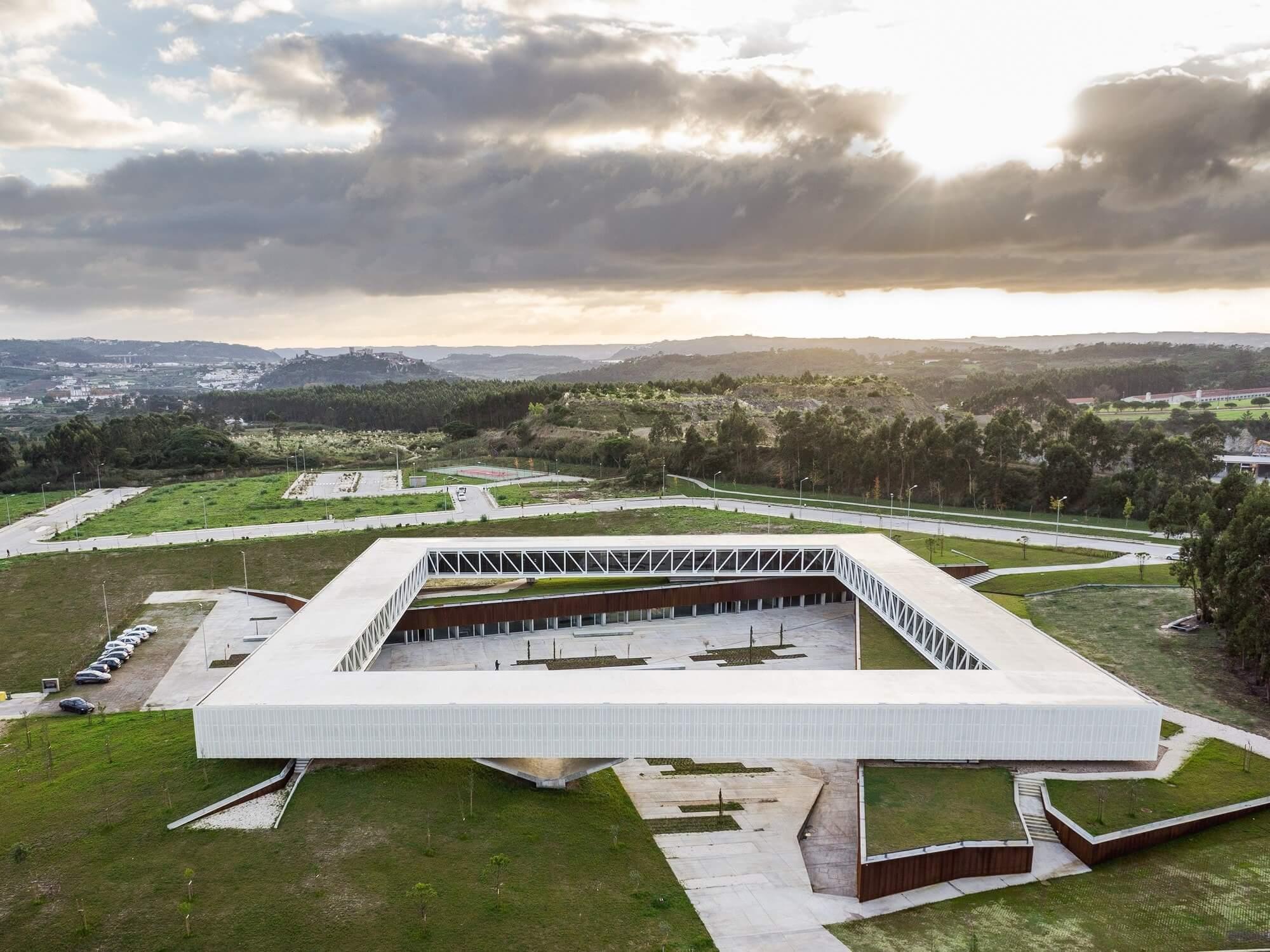 Parque Tecnológico em Óbidos
