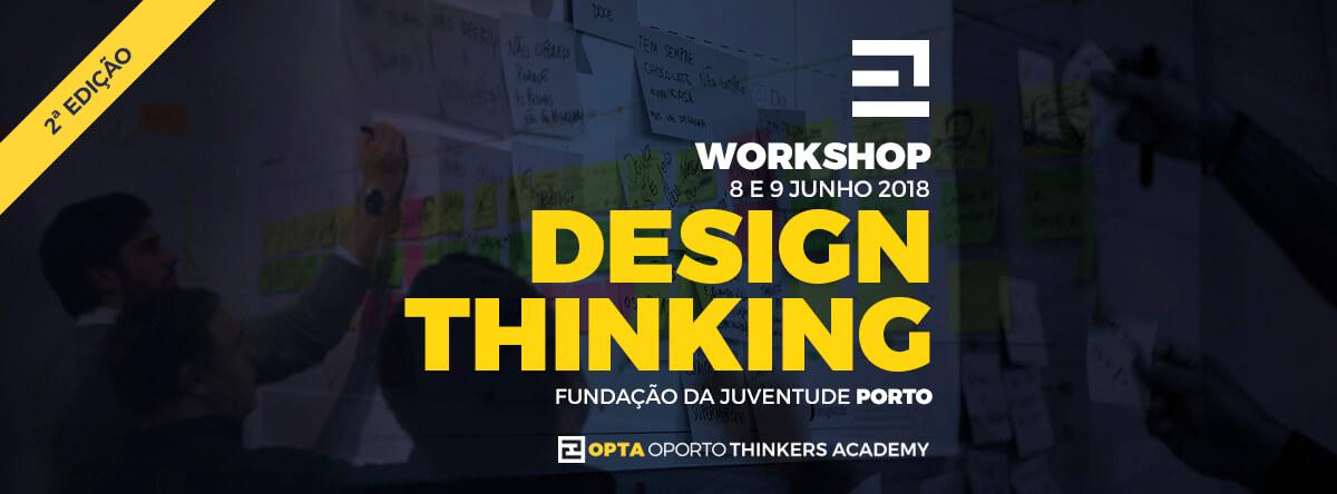 2ª Edição Design Thinking no Porto