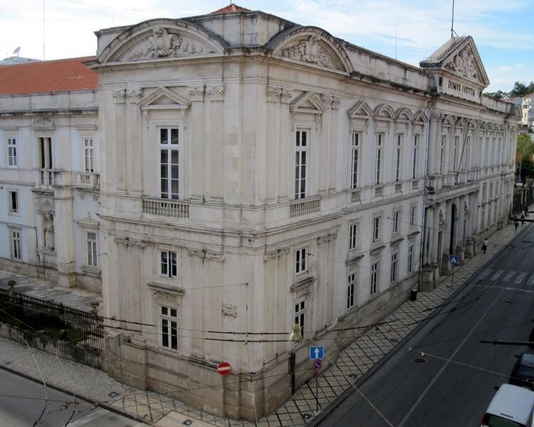 Reabilitação do Palácio de Justiça em Coimbra