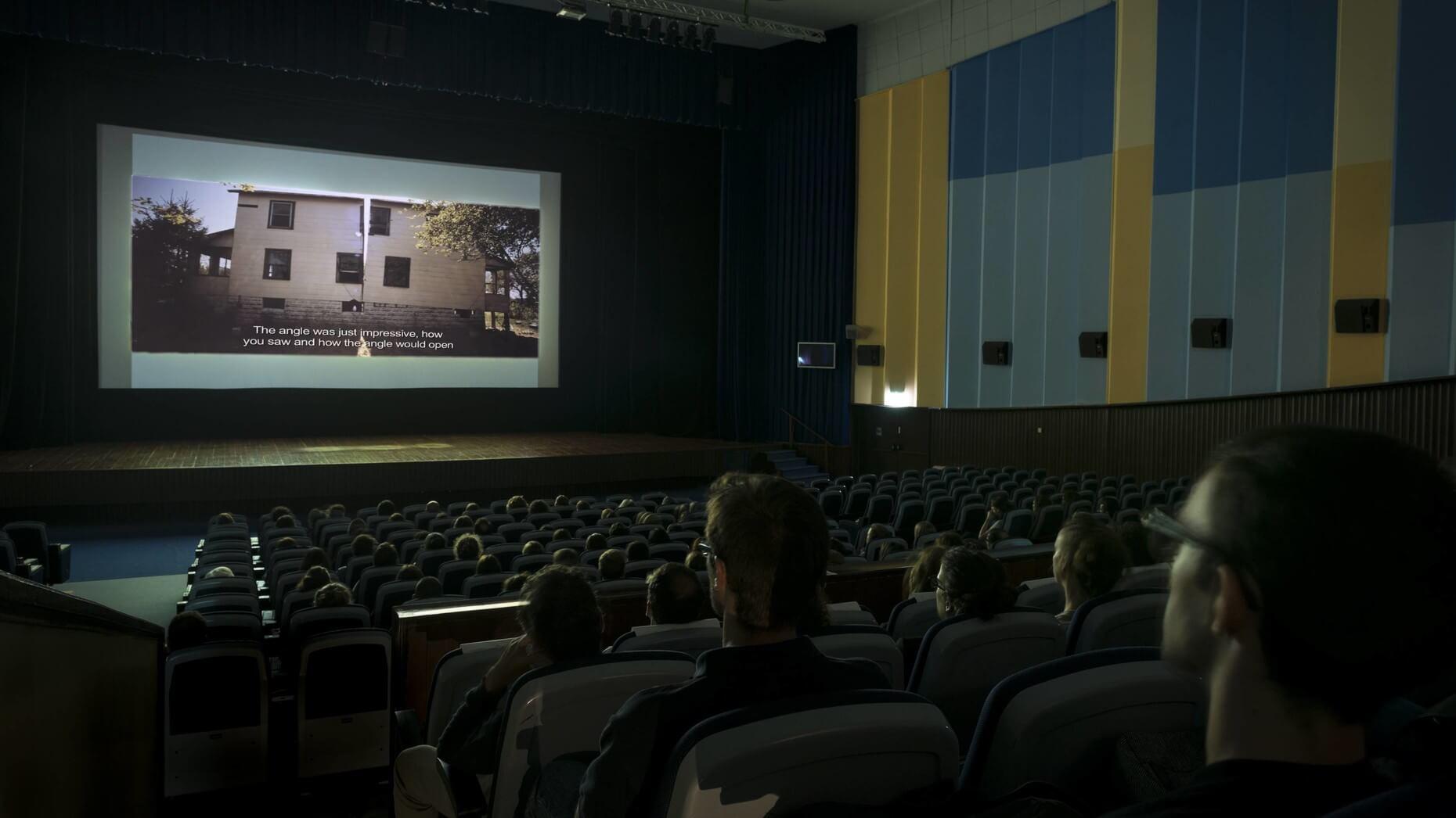À conversa com Sofia Mourato . Arquiteturas Film Festival em Lisboa