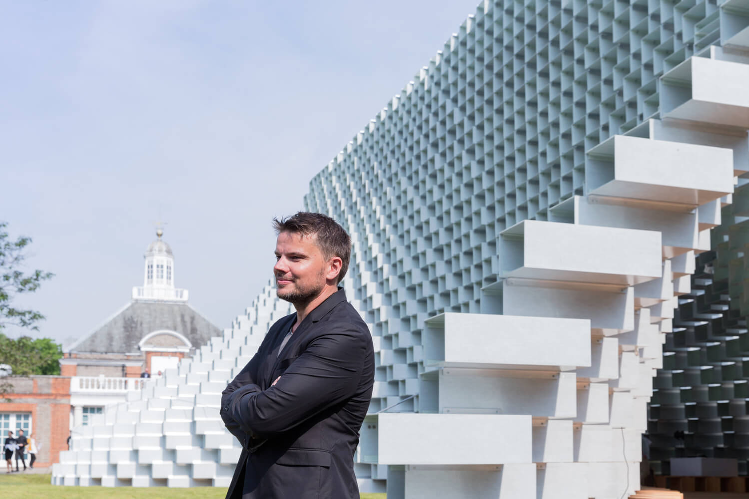 Prémio Kalmanani atribuído ao arquitecto Bjarke Ingels