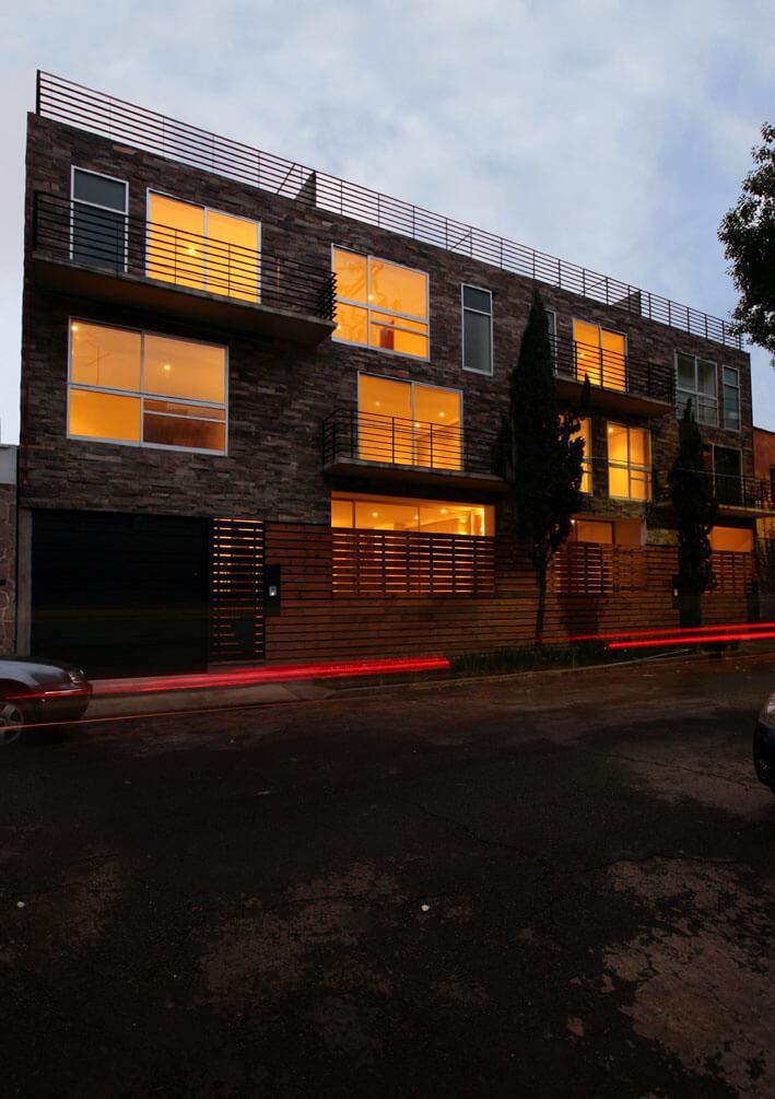 Edificio de Departamentos Zitacuaro