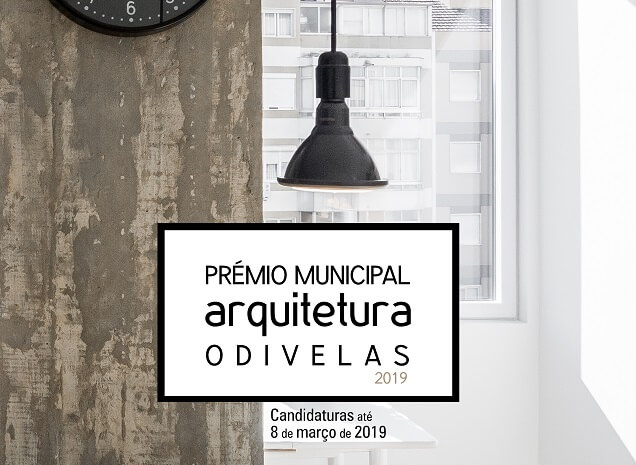 Prémio Municipal de Arquitectura de Odivelas 2019