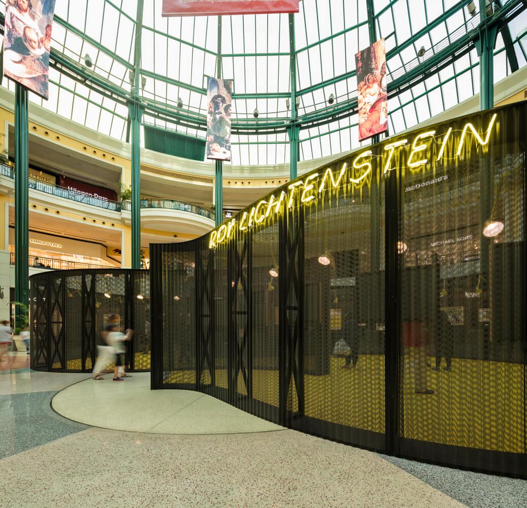 Museu Temporário Roy Lichtenstein