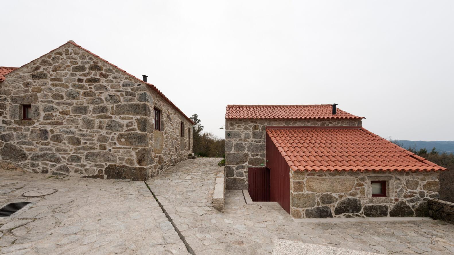 Casas de Campo no Trebilhadouro