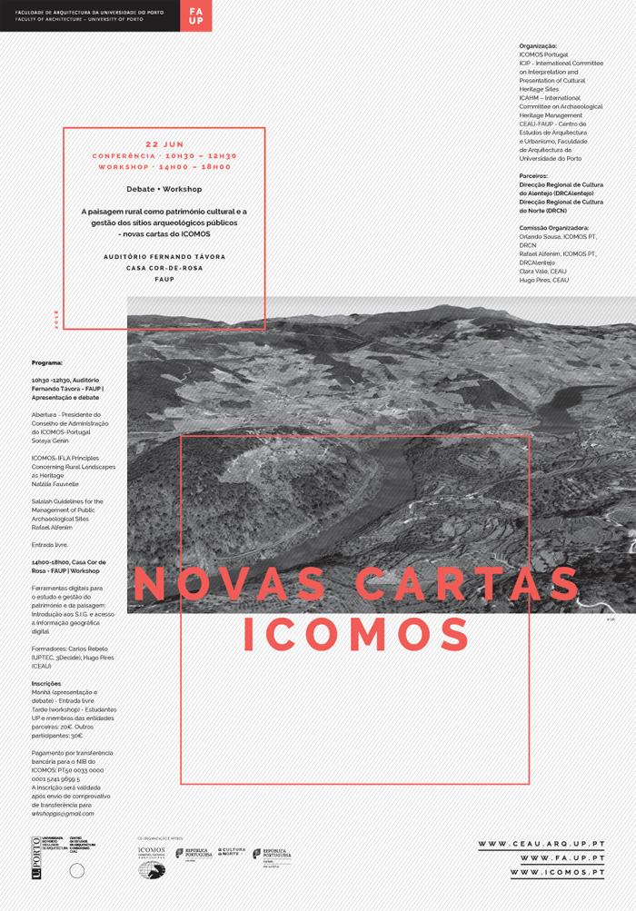 A paisagem rural como património cultural e a gestão dos sítios arqueológicos públicos – novas cartas do ICOMOS