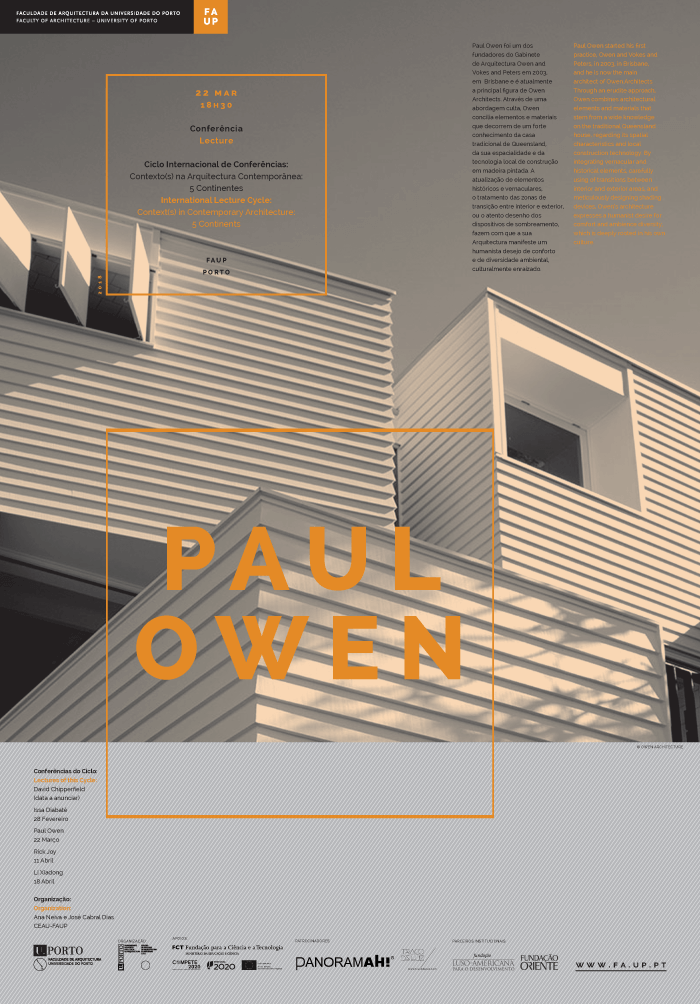 Conferência Paul Owen