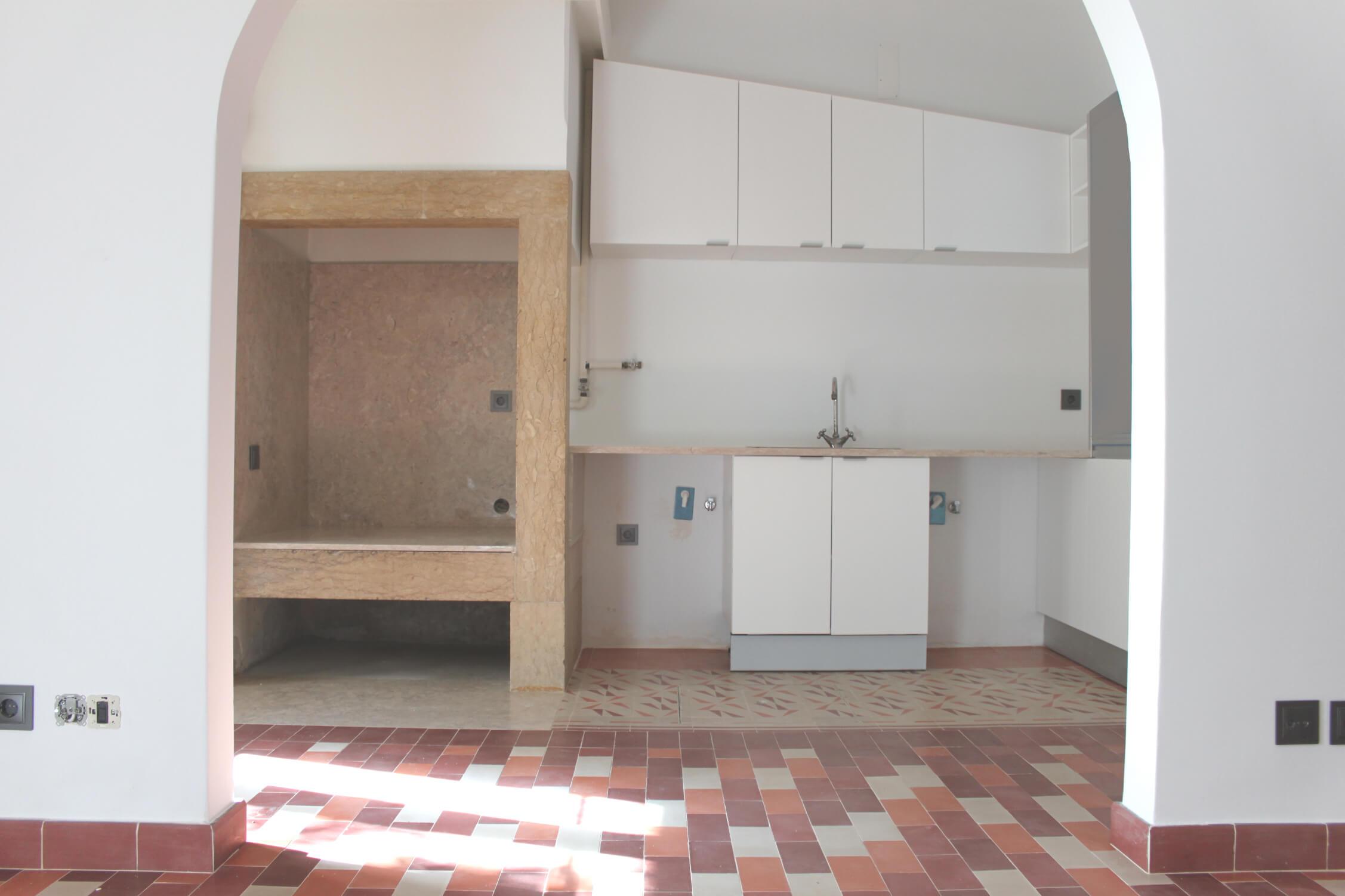 Reabilitação de Apartamento em Lisboa