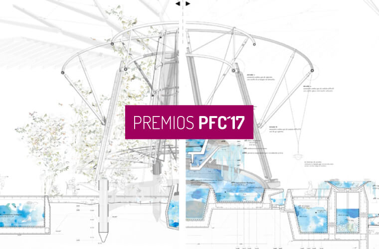 Convocatoria de los Premios PFC COAM 2017