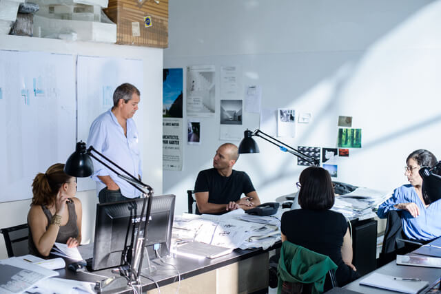 Entrevista a Manuel e Francisco Aires Mateus