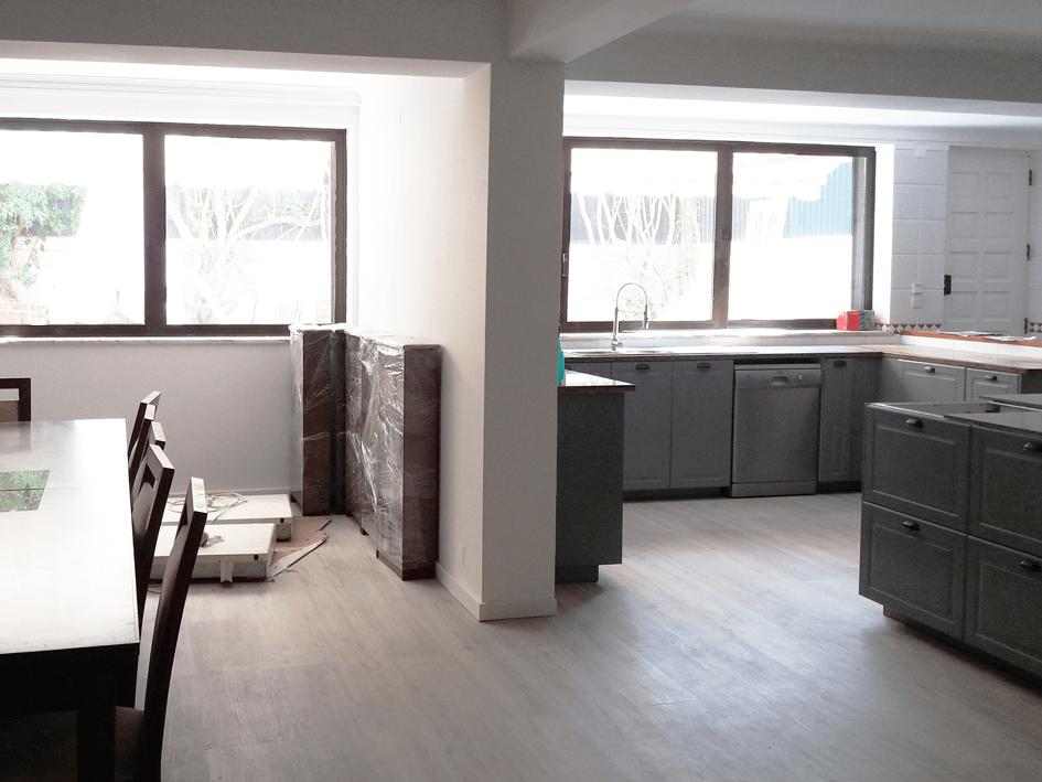 Remodelação de Moradia – Carcavelos