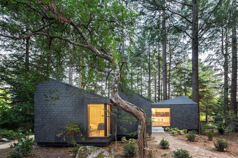 Eco Houses, Pedras Salgadas