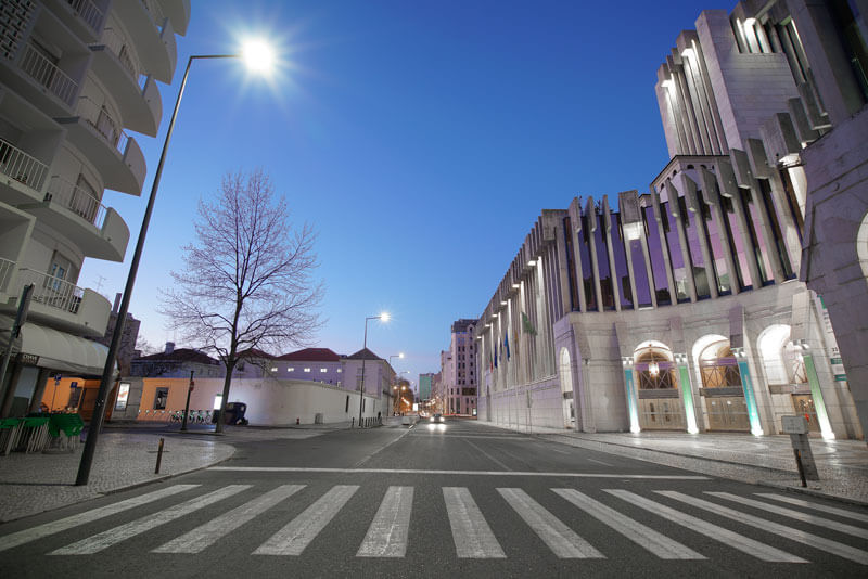 Aura Light – iluminação sustentável