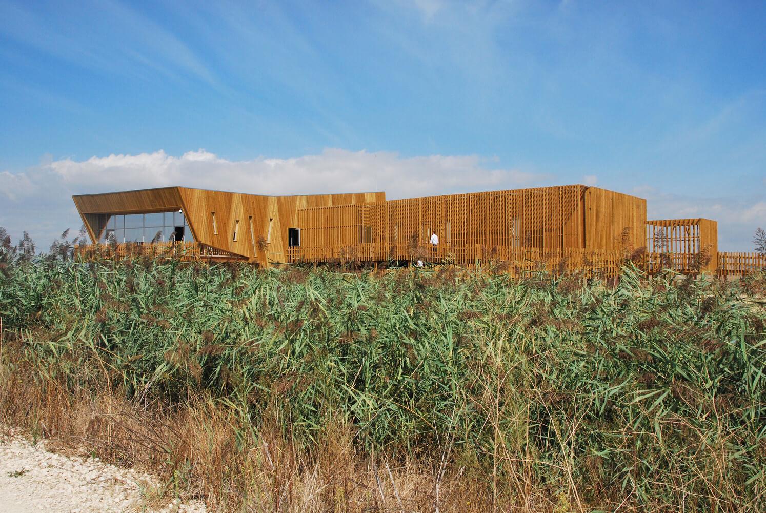 Centro de Interpretação Ambiental Evoa