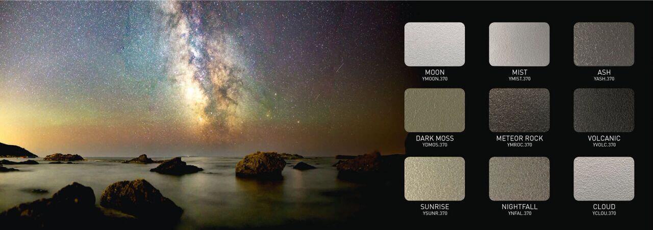 EARTH, a nova coleção de texturas da Technal