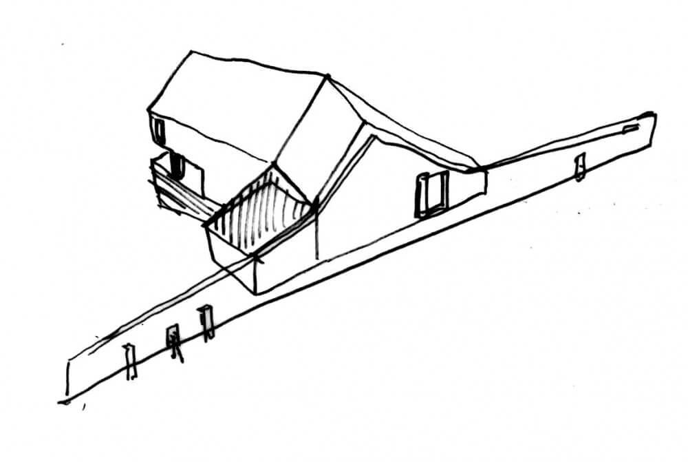 Sede da Central Fotovoltaica de Amareleja