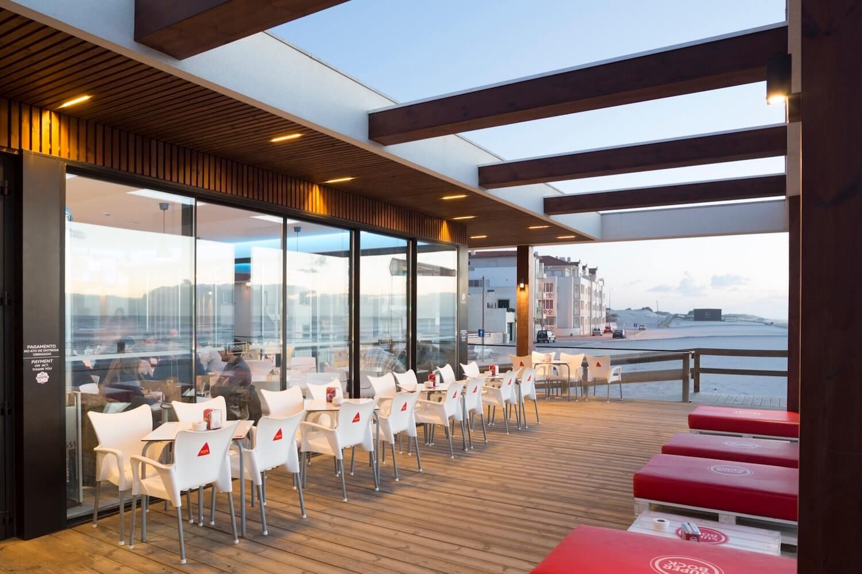 Bronze – seafood & lounge bar