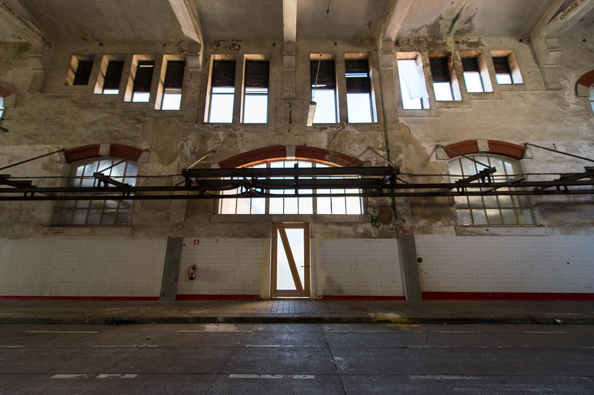 Reconversão e exploração do antigo matadouro industrial do Porto