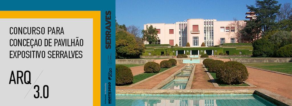 Concurso Público de Conceção para a criação do pavilhão expositivo de Serralves