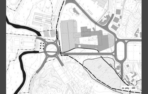 Estudo Urbanístico e Viário envolvente à Zona Industrial de Águas Santas
