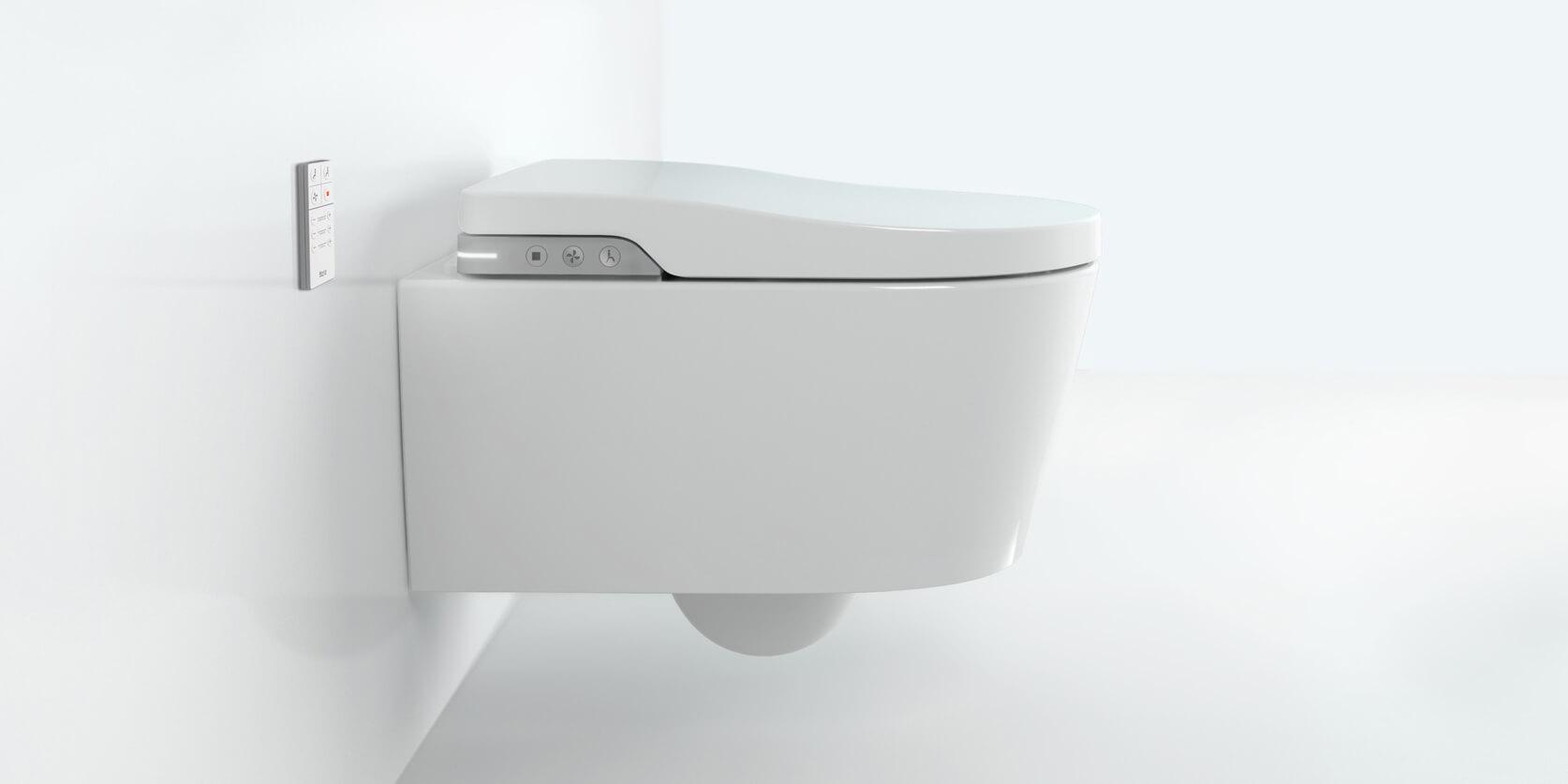 In-Wash – Smart Toilet