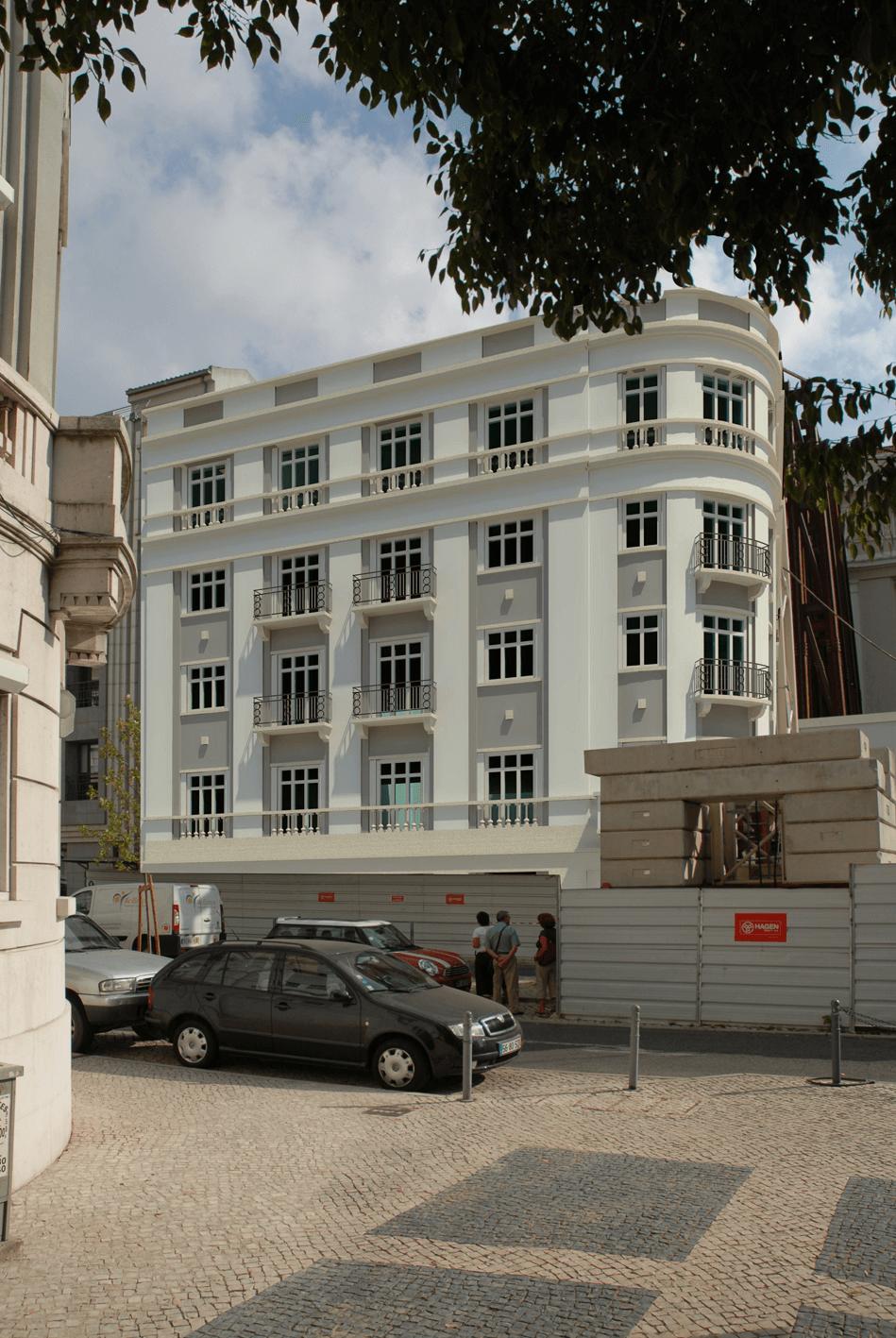 Edificio – Rua Barbosa du Bocage