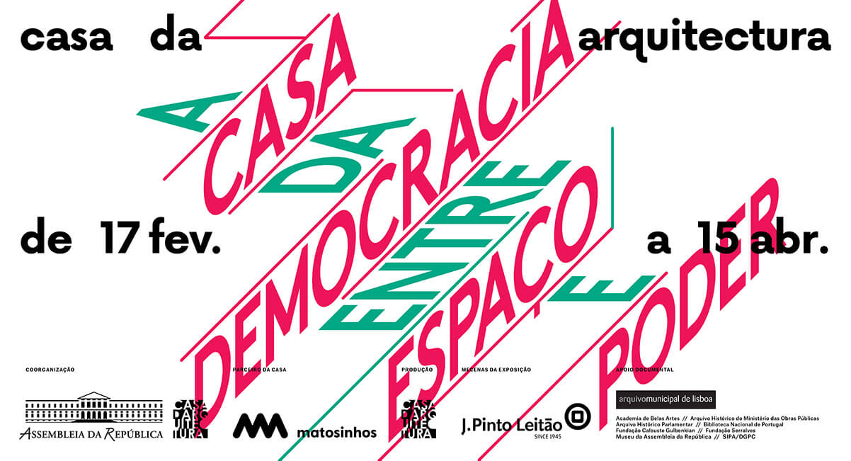 """A Casa da Democracia: entre Espaço e Poder"""