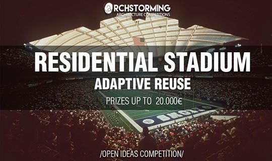 Residential Stadium: Adaptive Reuse