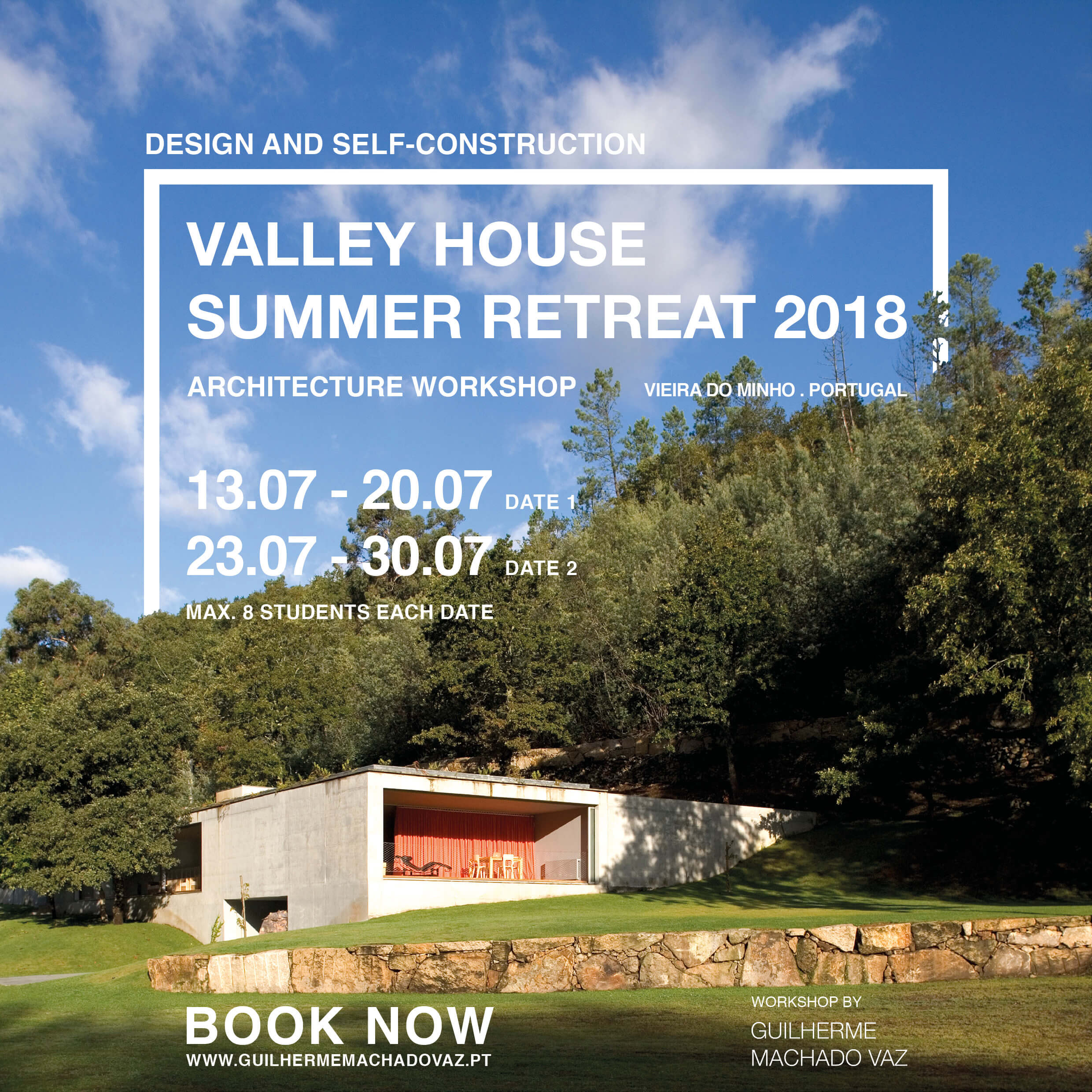 Valley House Summer Retreat 2018