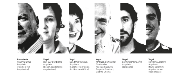O júri do Palmarés Architecture Aluminium Technal 2017 já está completo!