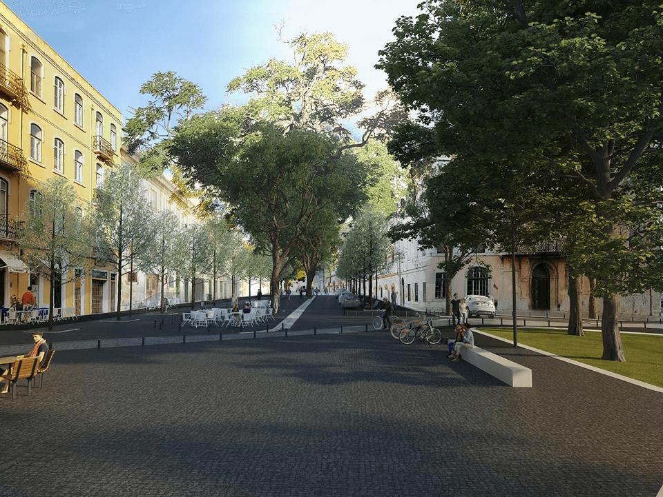 Nova Alameda do Beato do atelier Orgânica Arquitectura vai devolver o espaço à comunidade