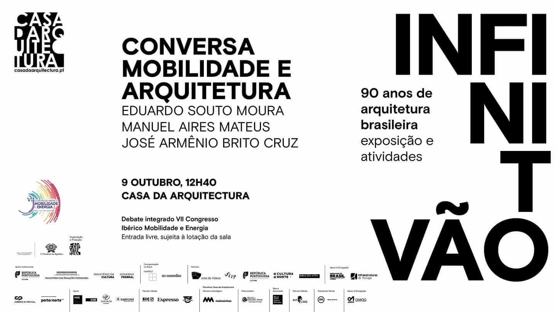 Mobilidade e Arquitetura – Pensar a Cidade para a Mobilidade