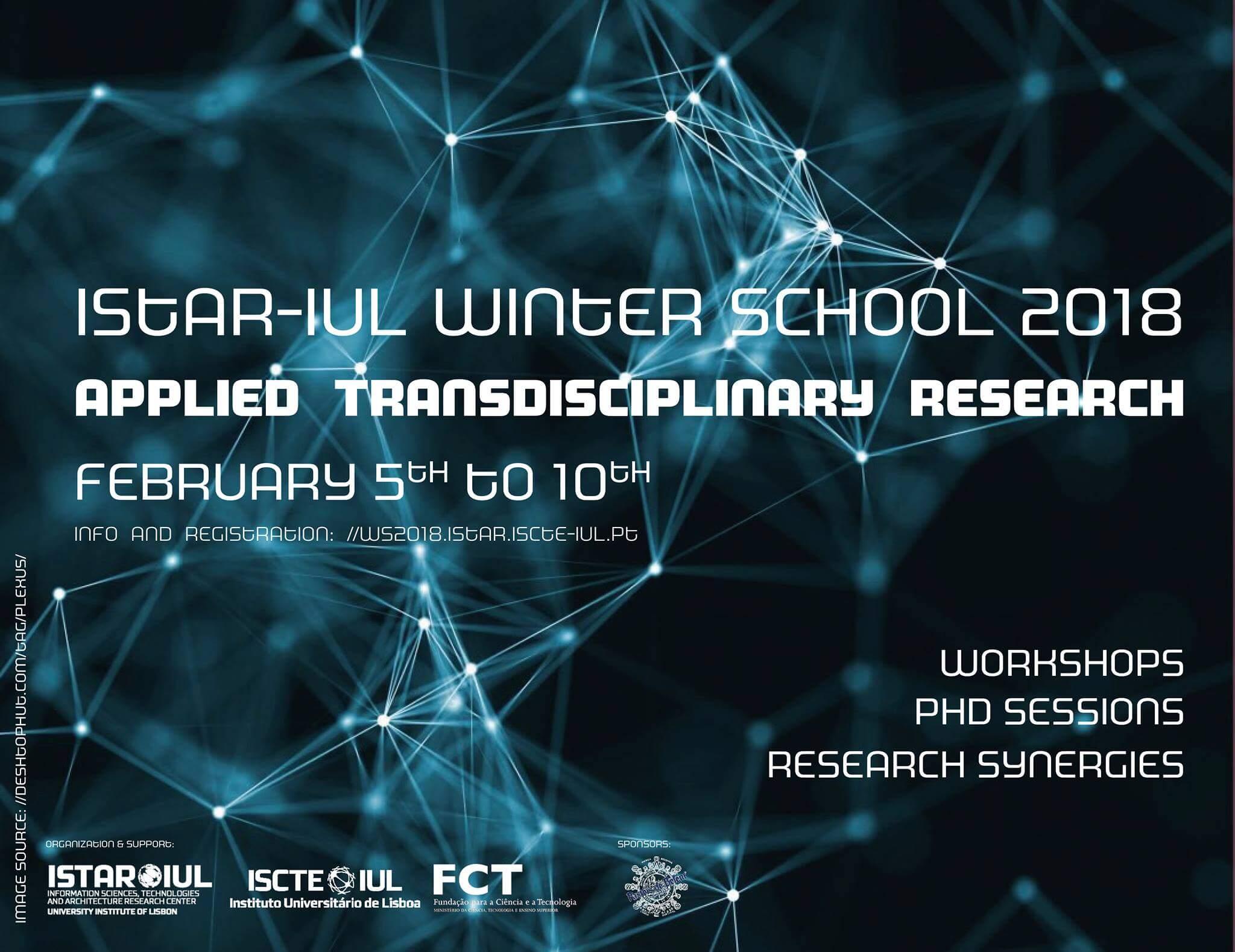 ISTAR-IUL WinterSchool 2018