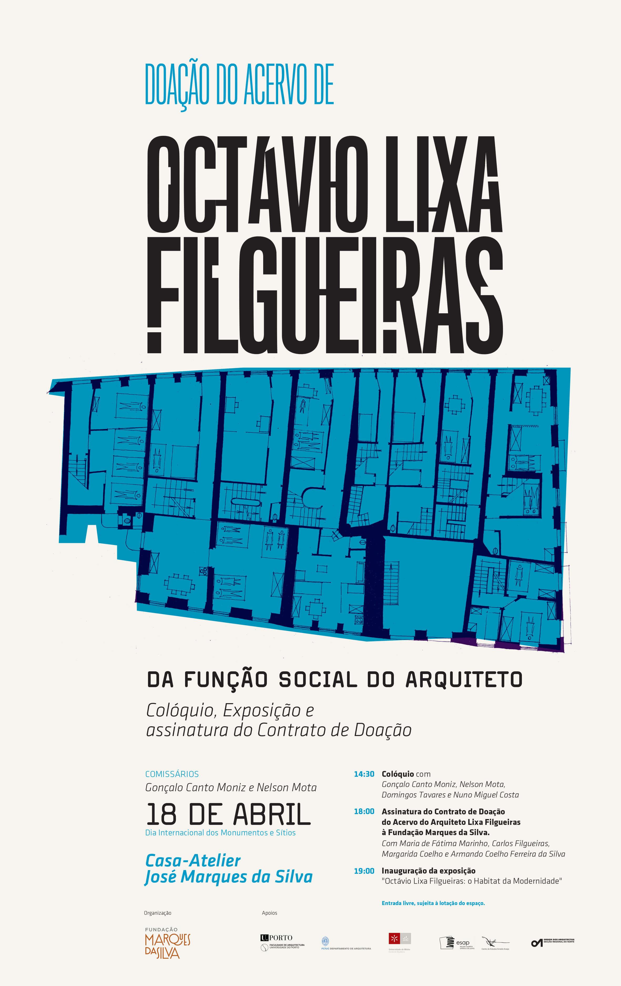 Octávio Lixa Filgueiras: da função social do arquiteto