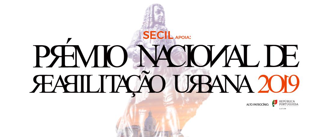 Prémio Nacional de Reabilitação Urbana 2019