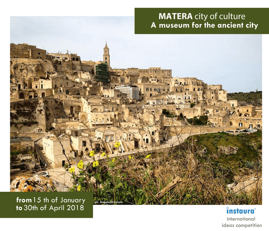 """""""MATERA, CITY OF CULTURE"""" – A Museum for the Ancient City"""