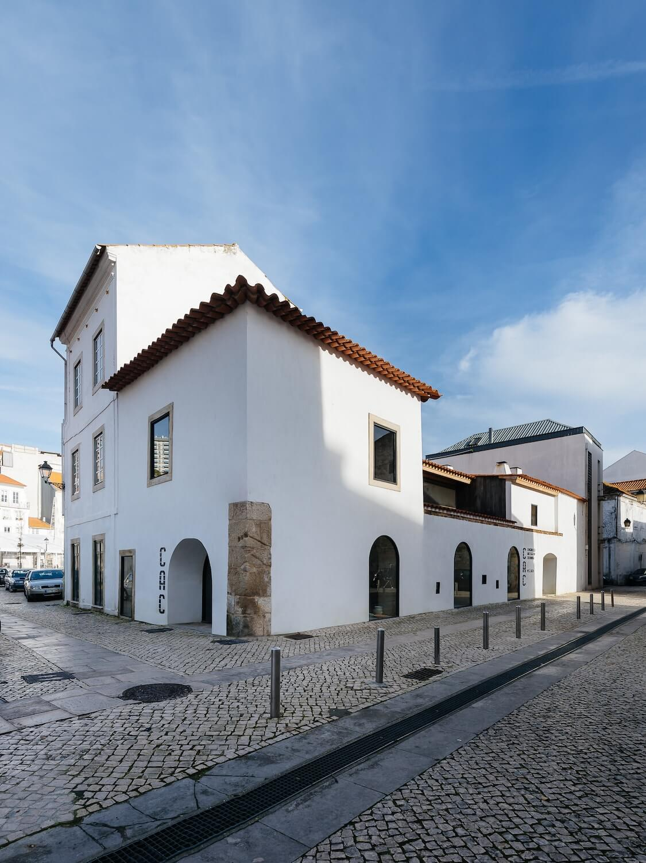 Reabilitação do edifício da Cerâmica Antiga de Coimbra