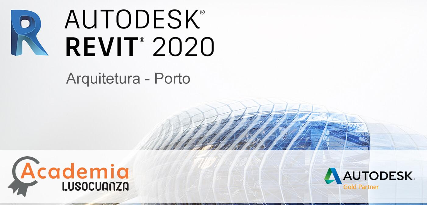 Curso Autodesk Revit para Arquitetura – Porto