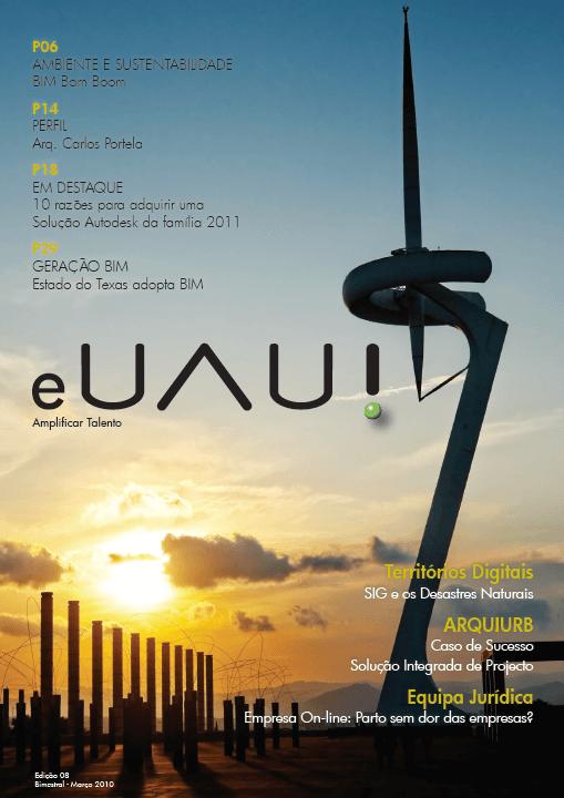 MAGAZINE DIGITAL eUAU! – EDIÇÃO 08
