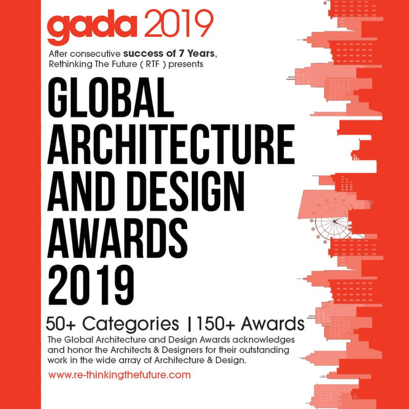 Rethinking The Future | Global Architecture & Design Awards 2019