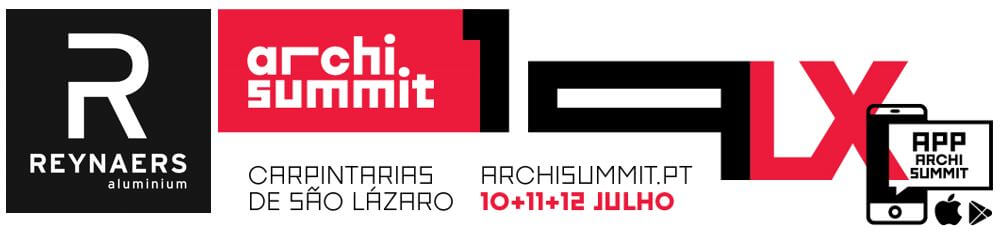 A Reynaers na 5ª edição do Archi Summit'19