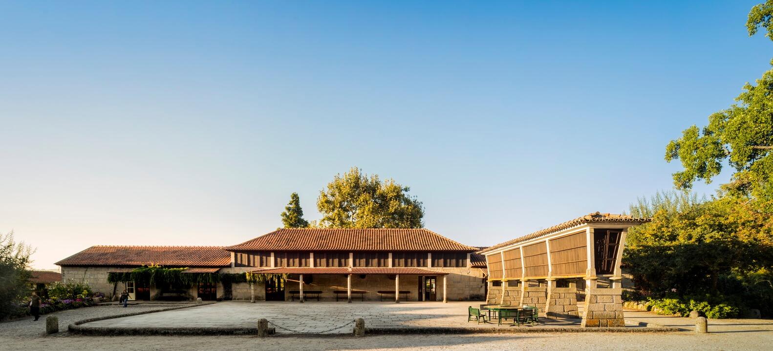 Edifício para Enoturismo