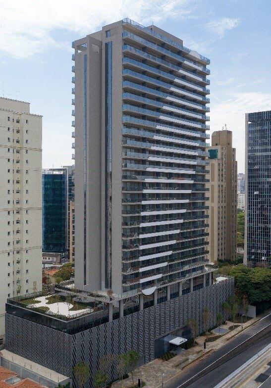 V House, São Paulo